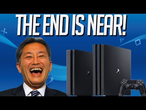 The PS4 Era is Coming to an End!