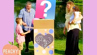 The Ultimate Gender Reveals FUNNY MOMENTS & FAILS Compilation 😂