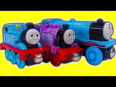 Thomas The Tank Collection 21 Early Gordon TWR End Of The Line ☹️