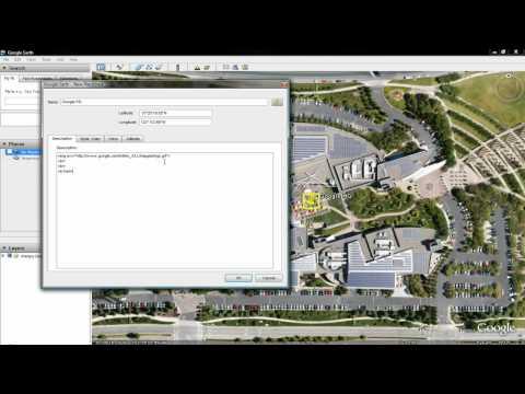 Google Earth Tutorials - Creating an Advanced Placemark - II