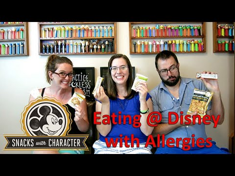 Walt Disney World ★ Snacking with Allergies | M★XEY MUNCHIES
