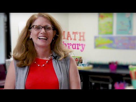 Teacher Testimonials - Ninamarie Sapuppo, Middle and High School Math Teacher
