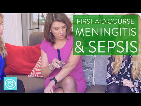 What Are The Signs Of Meningitis & Sepsis | St John Ambulance & Channel Mum | First Aid Course