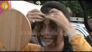 On The sets of 'Saath nibhana Saathiya' | On location