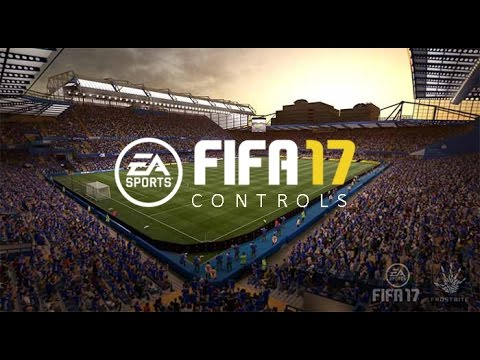 FIFA 17 Controls for Playstation