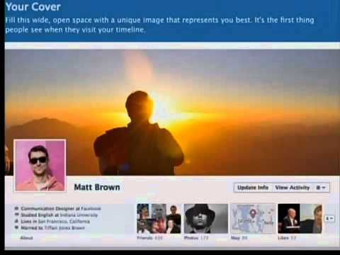 Facebook forces Timeline layout to users