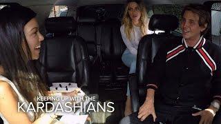 KUWTK | Kourtney Kardashian Plans a Sexy Surprise for Her Man | E!