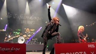 Japan Expo 2013 フランスの大地でNIGHTMAREのロックが響く!NIGHTMARE Live in Paris☆Toyota x Studio 4C meets ANA Part.4