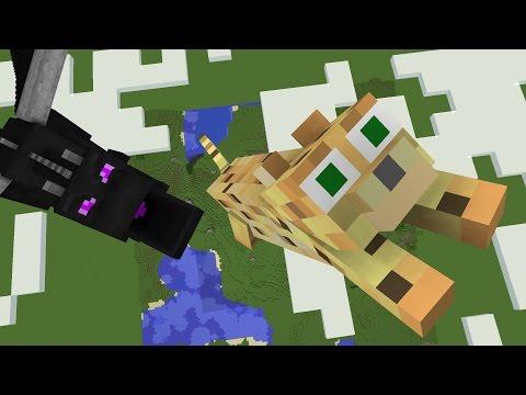 Ocelot Life 4 - Minecraft Animation
