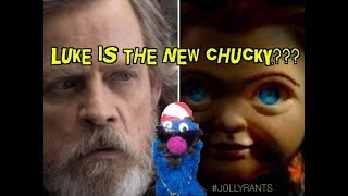 Download Mark Hamill is the voice of Chucky in the new Childs Play movie Video