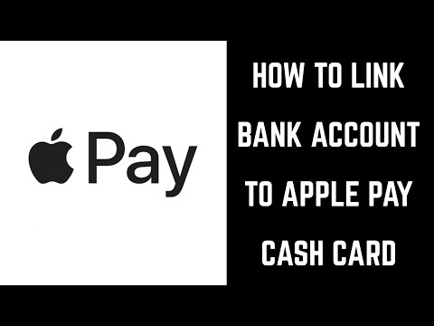 How to Link Bank Account to Apple Pay Cash Card