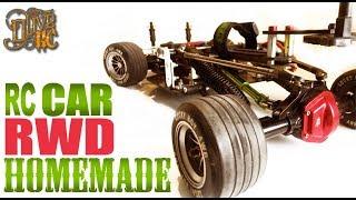 RC DRIFT CAR RWD HOMEMADE [PART 1/2]