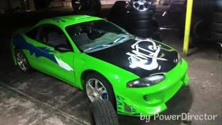 Fast And The Furious Eclipse Paul Walker Tribute
