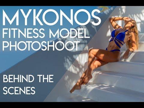 Xxx Mp4 Fitness Model Photoshoot BTS Mykonos Greece Natural Light 3gp Sex