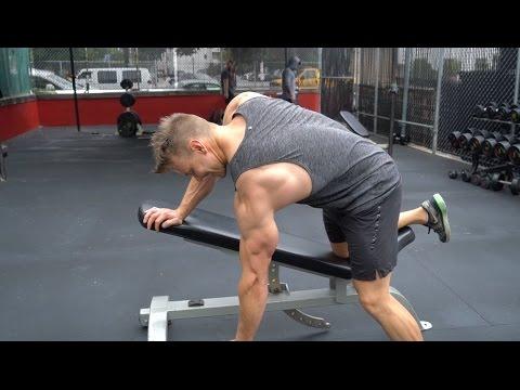 How I Workout My Back - 4 Big Exercises