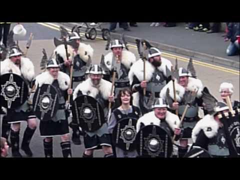 2012 Katamaran Segeln von Borkum nach Lerwick auf den Shetlandinseln HD 1080p
