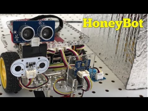 HoneyBot to keep Factories safe from Hackers