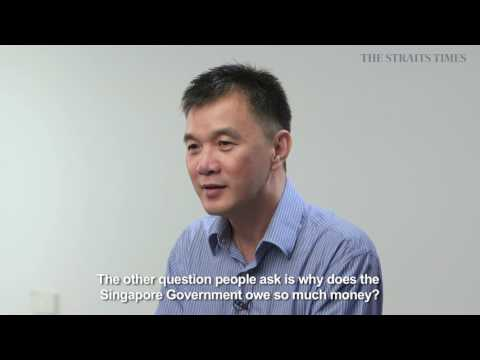 askST: Why does Singapore have an external debt of $2.5 trillion?