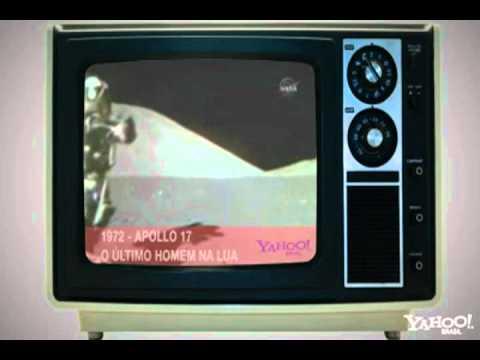 90 segundos Por que o homem no voltou  Lua   Yahoo!