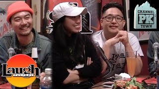Dumbfoundead, Awkwafina, & Rekstizzy - The PK Comedy Podcast Episode 06