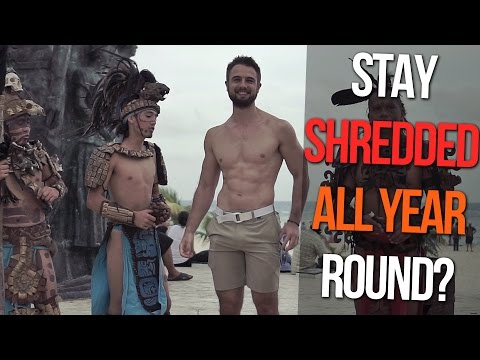 Consequence of Getting Shredded And Staying Ripped All Year In Your 20s (Real Talk)