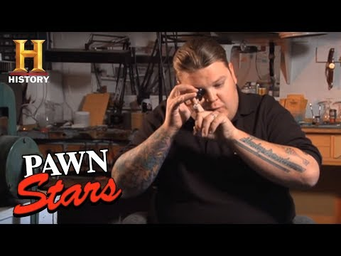 Pawn Stars: How to Spot a Fake Diamond | History