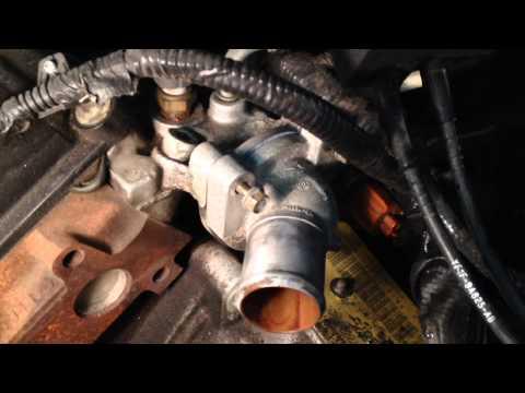 Ford Taurus Thermostat Change