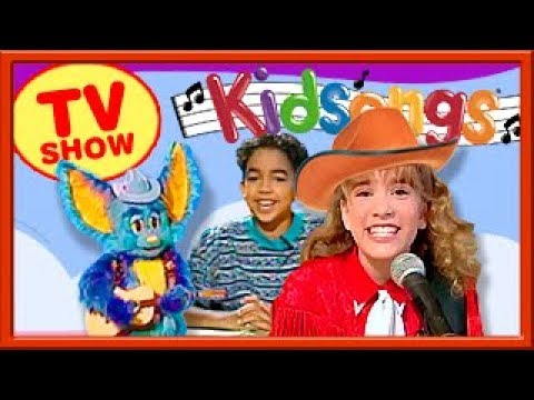 Kidsongs TV Show | We Love Country Music | Country Songs for Kids | USA Patriotic Songs |PBS Kids |