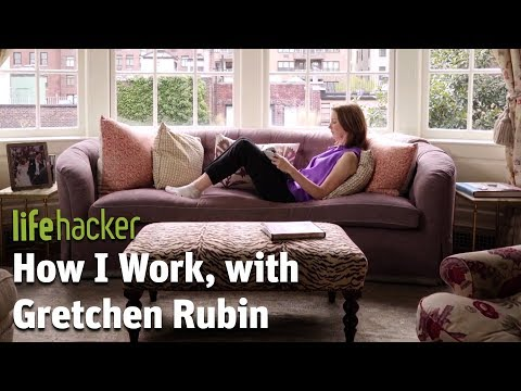 Gretchen Rubin Shares Her Secrets to Good Habits and Happiness