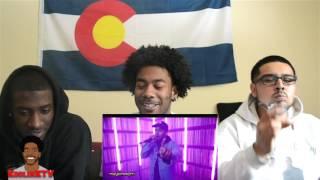 Futuristic freestyle - Westwood Crib Session - REACTION