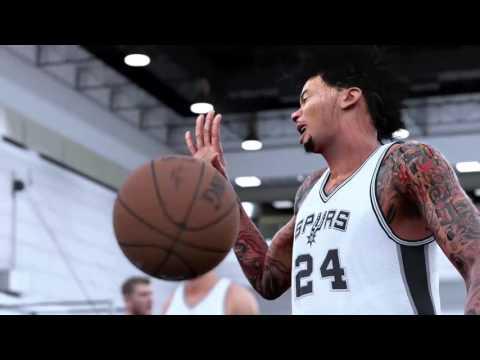NBA 2K16 Gatorade endorsement