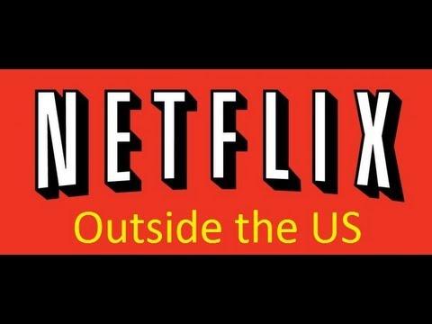 Watch US or UK Netflix on Computer, Xbox, PS3, AppleTV,  iPhone, Ipad, Etc