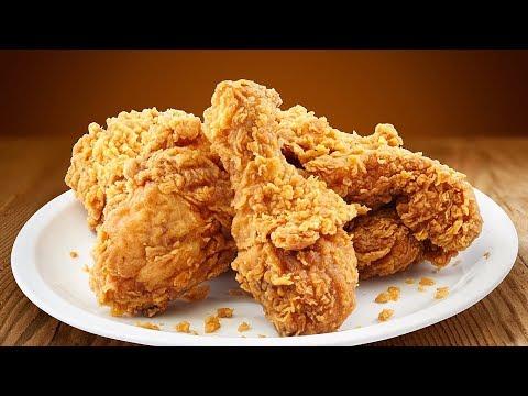 Spicy Fried Chicken Legs