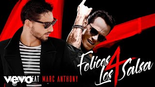 Maluma - Felices los 4 (Salsa Version)[Audio] ft. Marc Anthony