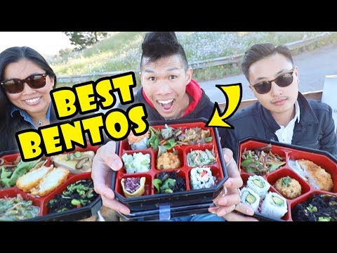 Finding Best BENTO Box Street Food in San Francisco || Life After College: Ep. 596