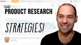 The Exact Products To Sell on Amazon - Jungle Scout Webinar #17