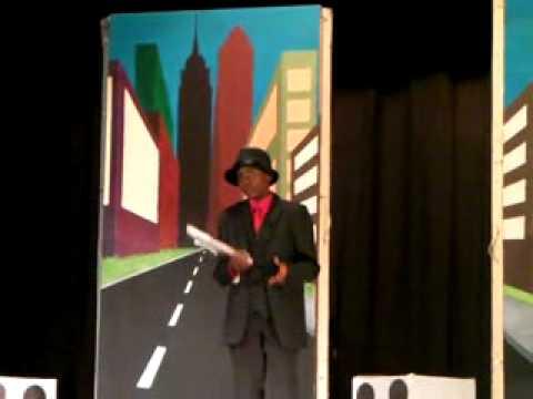 Guys and Dolls - Scene 1 - Fugue for Tinhorns