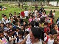 OVERLOADING HAPPINESS OF KIDS IN TULANG ELEM. SCHOOL FROM BALIKBAYAN BOX IN AMERICA