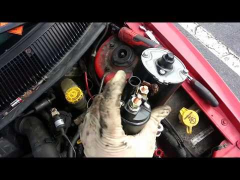 Starter 94-99 Dodge Neon Replacement
