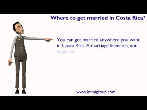 Where to get married in Costa Rica?