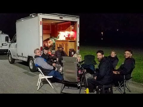 Vandwellers Meetup... I Ask Some Deeper Questions to Youtube Vandwellers.