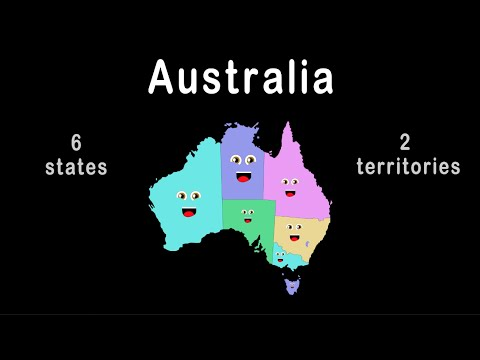 Australia/Australia Geography