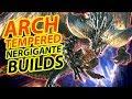 Monster Hunter World Arch Tempered Nergigante Builds - Monster Hunter Guide