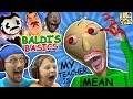 Download Video Download CRAZY SPANKING TEACHER!! Baldi's Basics in Education & Learning! (FGTEEV Math Game) 3GP MP4 FLV