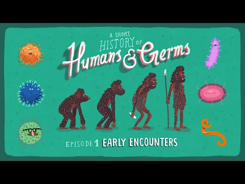 A Short History Of Humans And Germs: Early Encounters | Goats & Soda | NPR