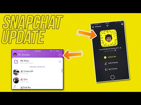 Snapchat Update 10.9 - How to Use Custom Snapchat Stories! (Snapchat Tips and Tricks)