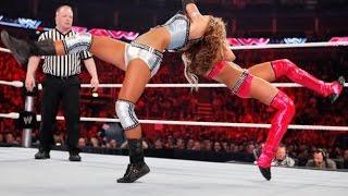 Eve Torres wins her first Divas Championship: Raw, April 12, 2010