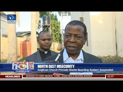 Anglican Church Primate Wants Boarding School System Suspended Pt 1   News@10  