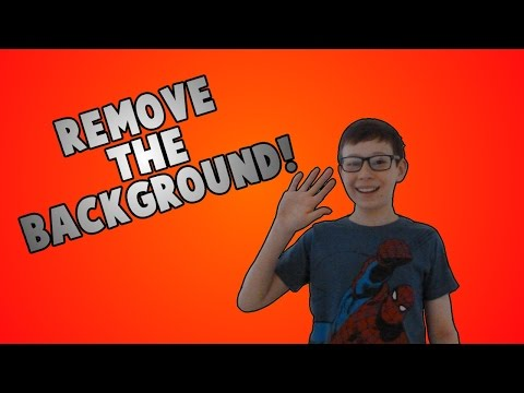 How To Remove the Background of a Picture in Paint net