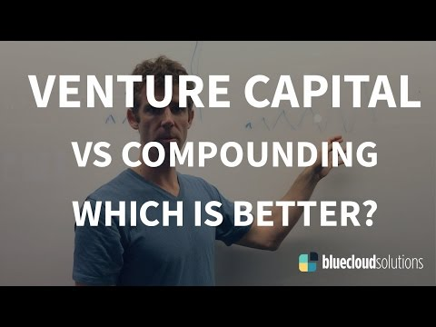 Venture Capital vs Compounding Effort - Which Makes You Richer? [WHITEBOARD]